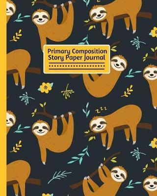 Primary Composition Story Paper Journal by Kiddo Teacher Prints