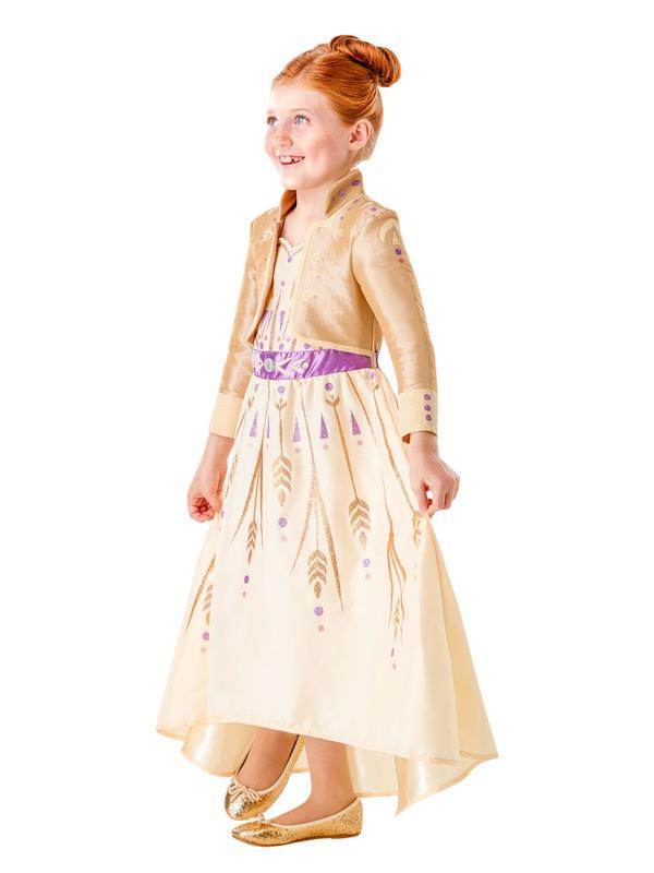 Frozen 2 Prologue Costume - Anna (Size 4-6 Yrs)