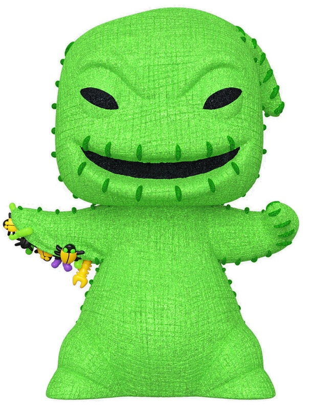 NBX - Oogie Boogie (Green) Pop! Vinyl Figure