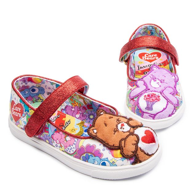 Irregular Choice x Care Bears: Free Hugs Youth Shoes Size - 28 EU