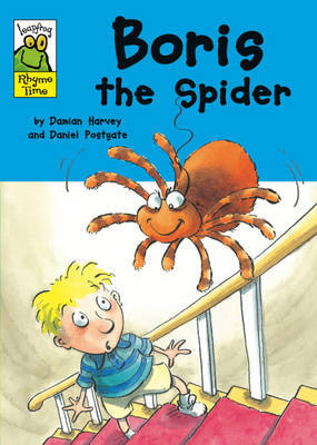 Boris the Spider by Damian Harvey image