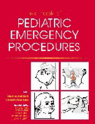 Textbook of Pediatric Emergency Procedures by Fred M. Henritig image
