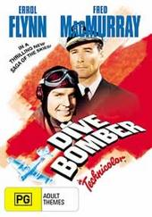 Dive Bomber on DVD