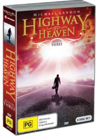 Highway to Heaven - Season 3 on DVD