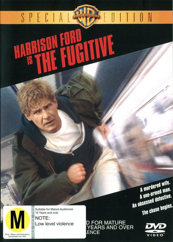The Fugitive - Special Edition on DVD