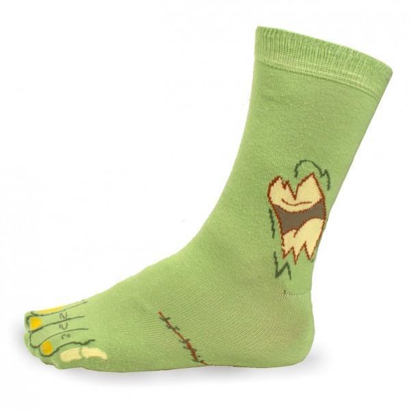 Silly Socks - Zombie image