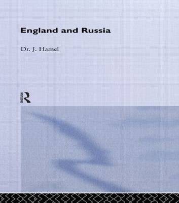England and Russia by J. Hamel image