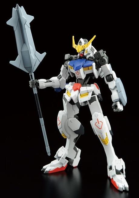 HG 1/144 Gundam Barbatos - Model Kit image