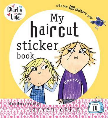 My Haircut Sticker Book image
