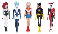 Batman: The Animated Series Girl's Night Out Action Figure 5-Pack