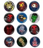 Marvel - Pop! Buttons - Blind Bag