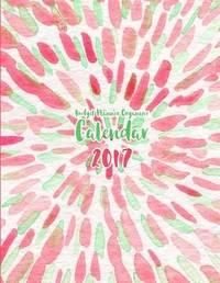 Budget Planner Organizer Calendar 2017 (6x9) by Finance Planners