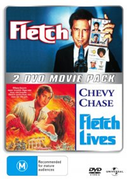 Fletch / Fletch Lives on DVD image