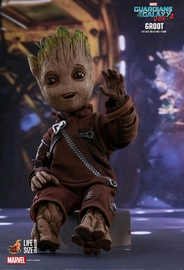 "Guardians Of The Galaxy Vol. 2 - Baby Groot 10"" Figure"