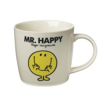 Mr Men Mug - Mr Happy