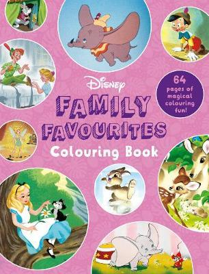 Family Favourites by Disney Classic