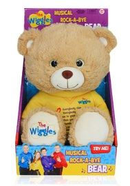 The Wiggles: Rock-A-Bye - Musical Bear