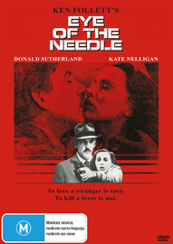 Ken Follett's Eye Of The Needle on DVD