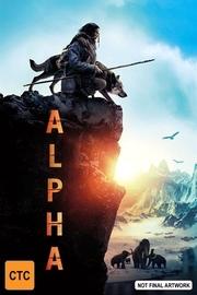 Alpha on Blu-ray