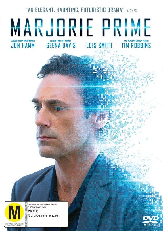 Marjorie Prime on DVD