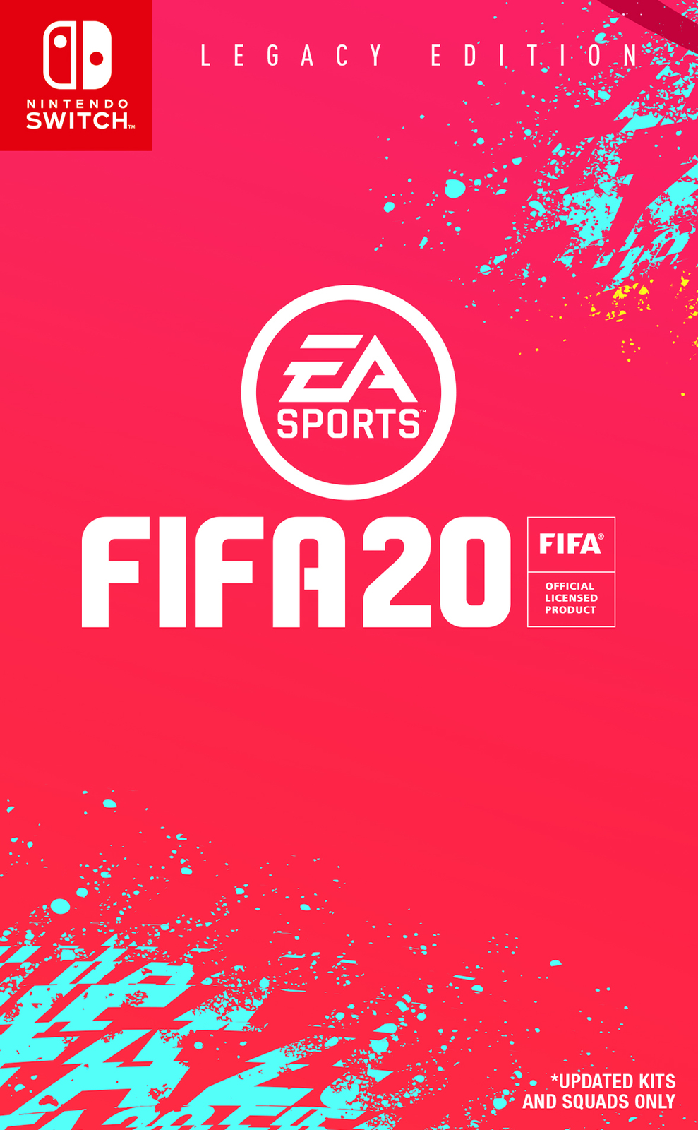 FIFA 20 for Switch image