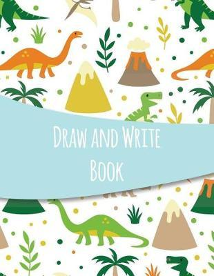 Draw And Write Book by Blue Elephant Books