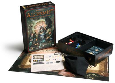 Alchemist image