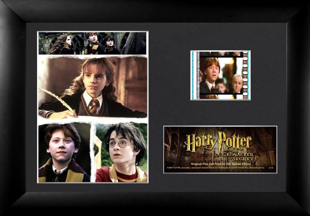 FilmCells: Mini-Cell Frame - Harry Potter (Chamber of Secrets - S8)