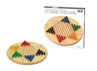 Wooden Chinese Checkers - Board Game