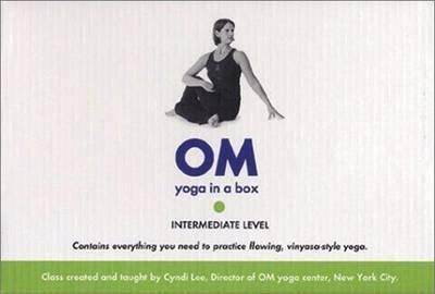 OM Yoga: Intermediate Level by Cyndi Lee image