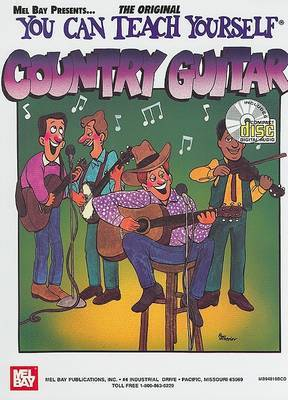 You Can Teach Yourself Country Guitar by Dix Bruce image