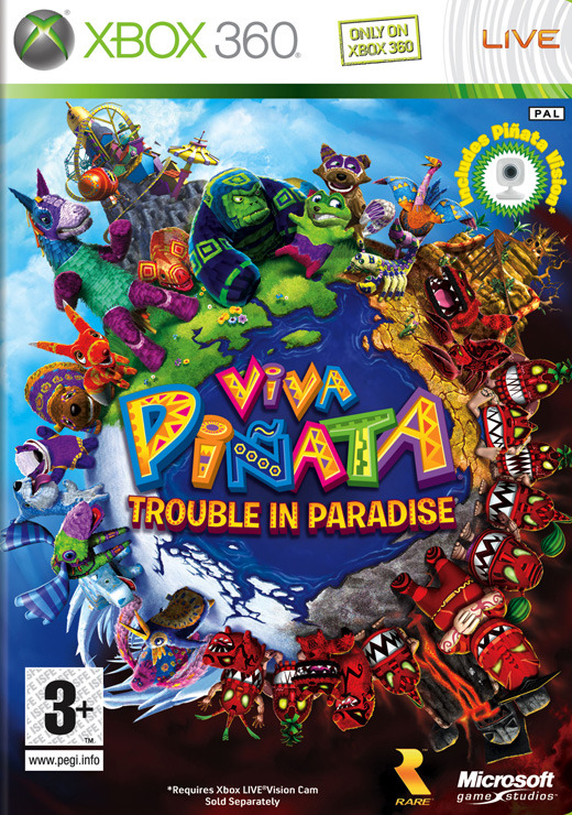 Viva Pinata: Trouble in Paradise for X360