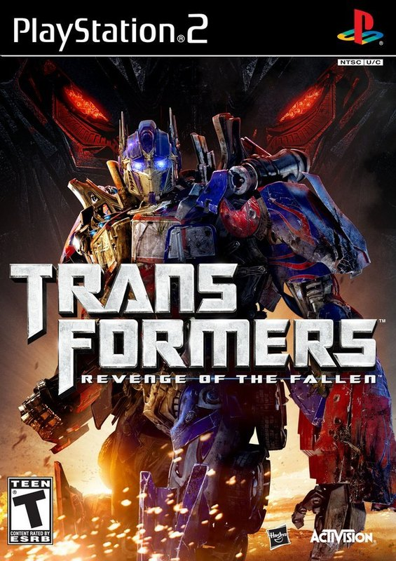 Transformers: Revenge of the Fallen for PlayStation 2