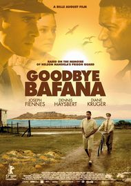 Goodbye Bafana on DVD image