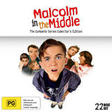 Malcolm in the Middle - Complete Series (Collector's Edition) DVD