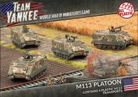Flames of War: Team Yankee M113 Platoon
