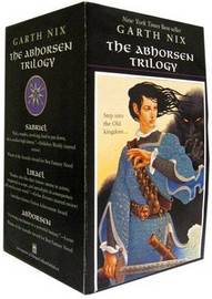 The Abhorsen Trilogy Box Set (3 books - The Old Kingdom Chronicles) by Garth Nix