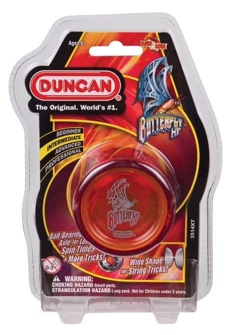 Duncan: Butterfly XT Ball Bearing Yo-Yo - Assorted Colours