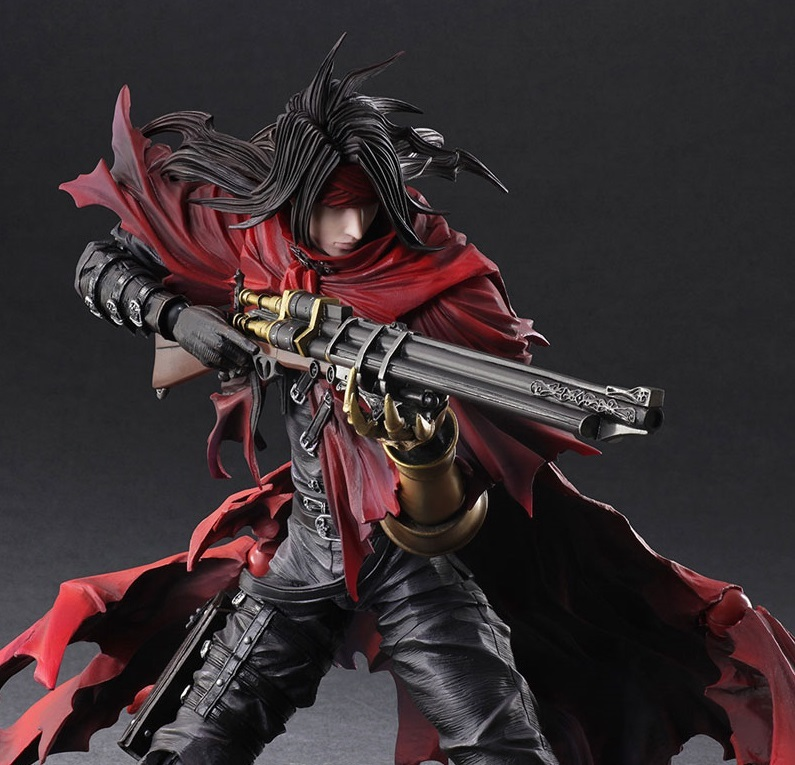 Final Fantasy: Vincent Valentine (DOC Ver.) - Play Arts Kai Figure image