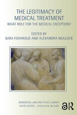 The Legitimacy of Medical Treatment image
