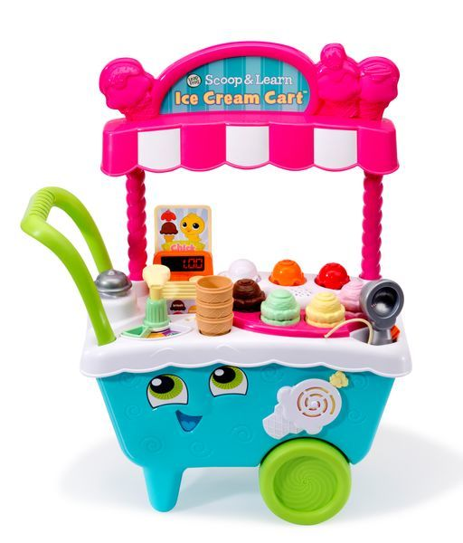 Leapfrog: Scoop & Learn - Ice Cream Cart