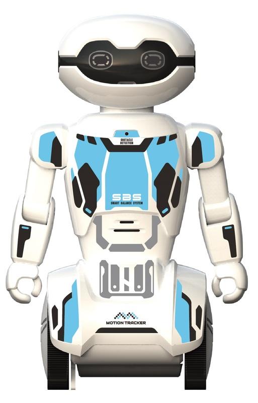Silverlit: Macrobot - Blue