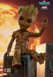 Guardians Of The Galaxy: Groot (Vol. 2) - Life Size Articulated Figure