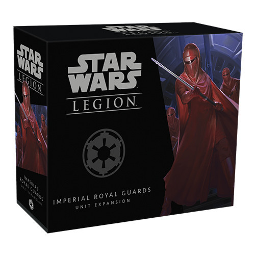 Star Wars: Legion Unit Expansion - Royal Guards image