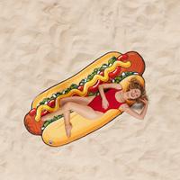 BigMouth: Gigantic Beach Blanket - Hotdog