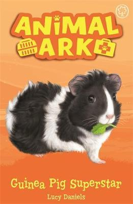 Animal Ark, New 7: Guinea Pig Superstar by Lucy Daniels image