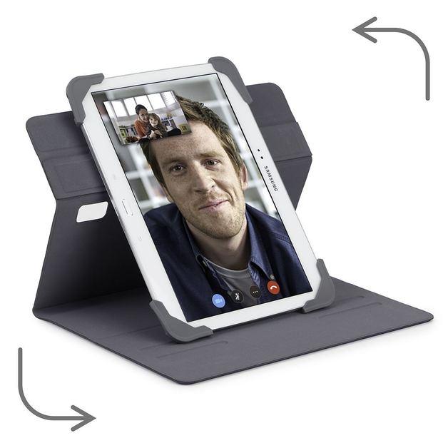"Targus: Pro-Tek 9""-10"" Rotating For Samsung Tab A, S2 & Universal - Black"