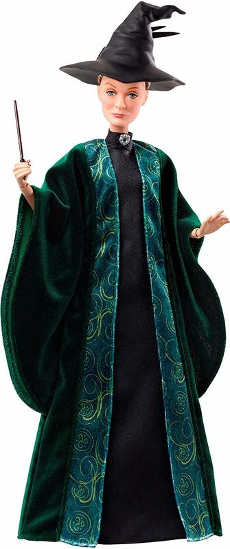 Harry Potter: Character Doll - Minerva McGonagall