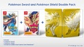 Pokemon Sword and Pokemon Shield Double Pack for Switch