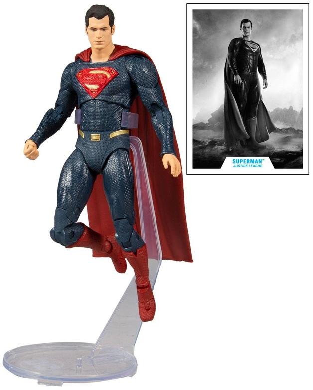 """Justice League: Superman - 7"""" Action Figure"""